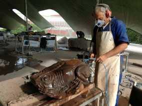 dia 8 - I Simpósio Internacional de Escultores em Bento Gonçalves-31