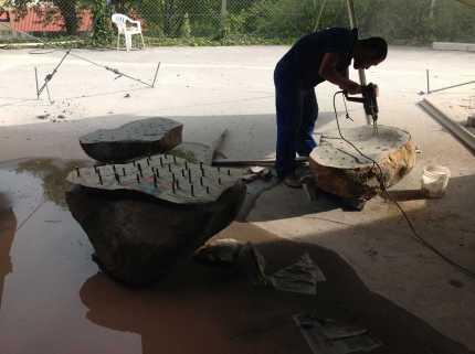 dia 8 - I Simpósio Internacional de Escultores em Bento Gonçalves-35