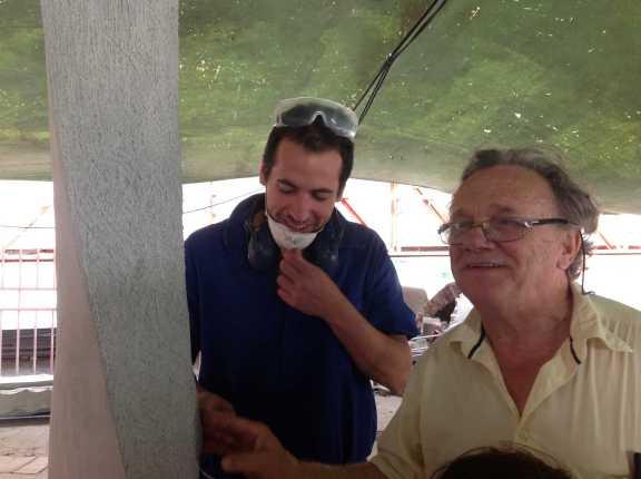 dia 8 - I Simpósio Internacional de Escultores em Bento Gonçalves-63