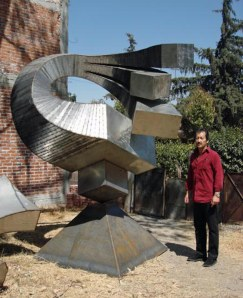 WIND WINKLE (stainless steel) Mexico 2010